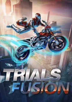 Jaquette de Trials Fusion Xbox 360