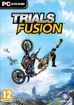 Jaquette de Trials Fusion PC
