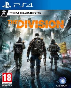 Jaquette de The Division PS4