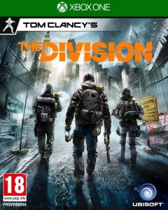Jaquette de The Division Xbox One