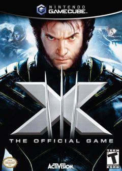 Jaquette de X-Men : Le Jeu Officiel GameCube