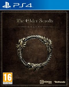 Jaquette de The Elder Scrolls Online PS4