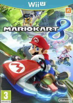 Jaquette de Mario Kart 8 Wii U