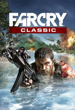 Jaquette de Far Cry Classic Xbox 360