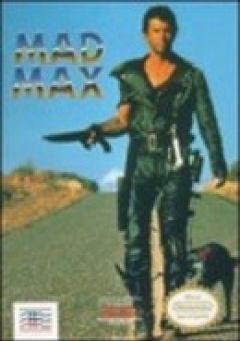 Jaquette de Mad Max (original) NES