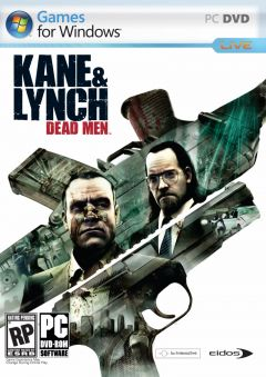 Jaquette de Kane & Lynch : Dead Men PC