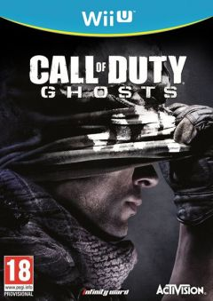 Jaquette de Call of Duty : Ghosts Wii U