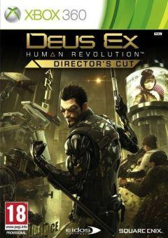 Jaquette de Deus Ex : Human Revolution Director's Cut Xbox 360