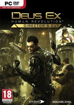 Jaquette de Deus Ex : Human Revolution Director's Cut PC