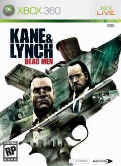 Jaquette de Kane & Lynch : Dead Men Xbox 360