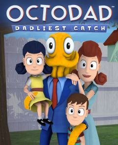 Jaquette de Octodad : Dadliest Catch PS4