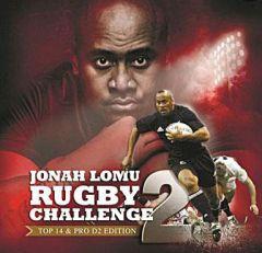 Jaquette de Jonah Lomu Rugby Challenge 2 PC