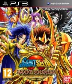 Jaquette de Saint Seiya : Brave Soldiers PlayStation 3