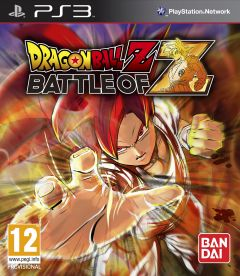 Jaquette de Dragon Ball Z : Battle of Z PlayStation 3