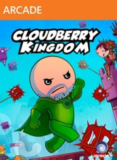 Jaquette de Cloudberry Kingdom Xbox 360