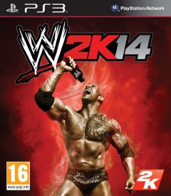 Jaquette de WWE 2K14 PlayStation 3