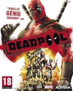 Jaquette de Deadpool PC