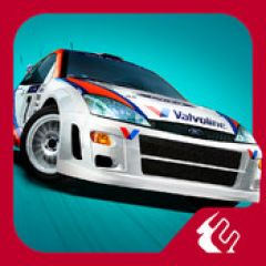 Jaquette de Colin McRae Rally - The Classic Rally Experience iPhone, iPod Touch