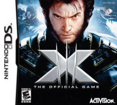 Jaquette de X-Men : Le Jeu Officiel DS