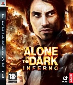 Jaquette de Alone in the Dark PlayStation 3