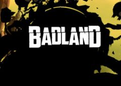 Jaquette de Badland iPad