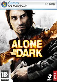 Jaquette de Alone in the Dark PC