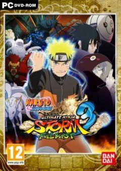 Jaquette de Naruto Shippuden : Ultimate Ninja Storm 3 Full Burst PC