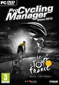 Jaquette de Pro Cycling Manager : Saison 2013 PC