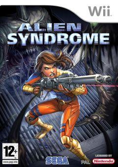 Jaquette de Alien Syndrome Wii