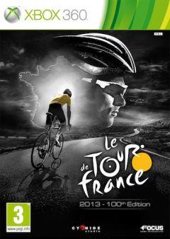 Jaquette de Le Tour de France 2013 Xbox 360