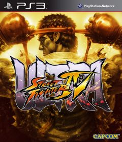 Jaquette de Ultra Street Fighter IV PlayStation 3