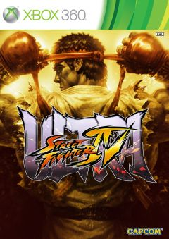 Jaquette de Ultra Street Fighter IV Xbox 360