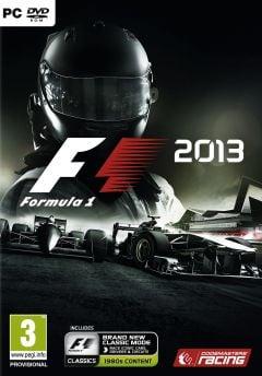Jaquette de F1 2013 PC
