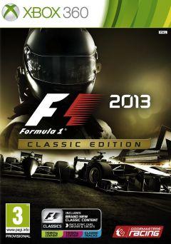 Jaquette de F1 2013 : Classic Edition Xbox 360