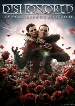 Jaquette de Dishonored : les Sorcières de Brigmore PlayStation 3