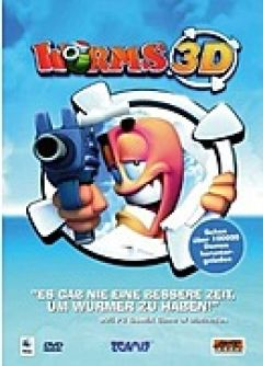 Jaquette de Worms 3D Mac