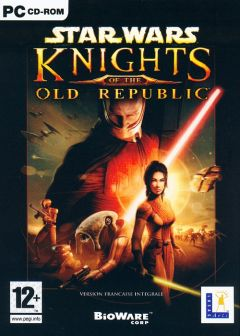 Jaquette de Star Wars : Knights of the Old Republic PC
