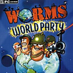Jaquette de Worms World Party PC