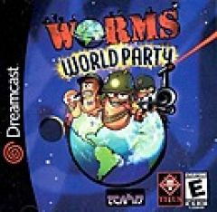 Worms World Party (Dreamcast)