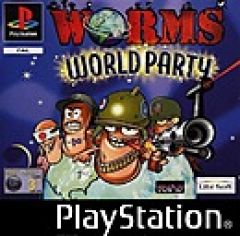 Jaquette de Worms World Party PlayStation