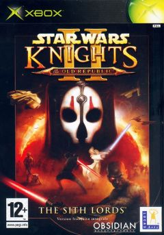 Jaquette de Star Wars : Knights of the Old Republic II Xbox