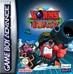 Jaquette de Worms Blast Game Boy Advance