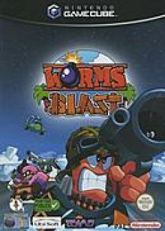 Jaquette de Worms Blast GameCube