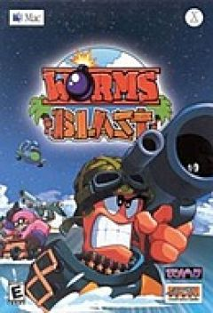 Jaquette de Worms Blast Mac