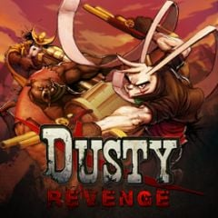 Jaquette de Dusty Revenge PC