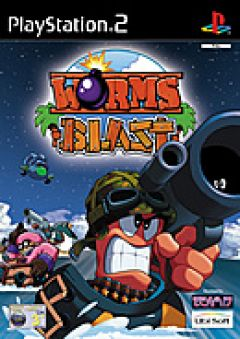 Jaquette de Worms Blast PlayStation 2