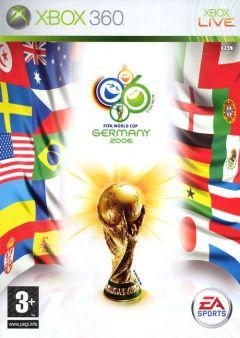 Jaquette de Coupe du Monde de la FIFA 2006 Xbox 360