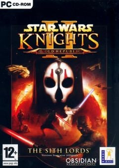 Jaquette de Star Wars : Knights of the Old Republic II PC
