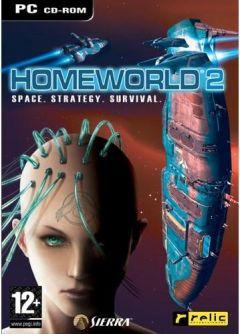 Jaquette de Homeworld 2 PC