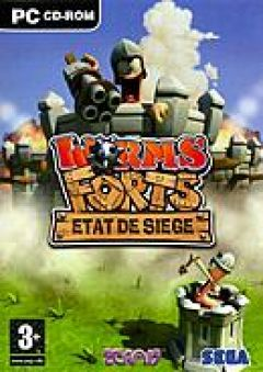 Jaquette de Worms Forts : Etat de Siege PC
